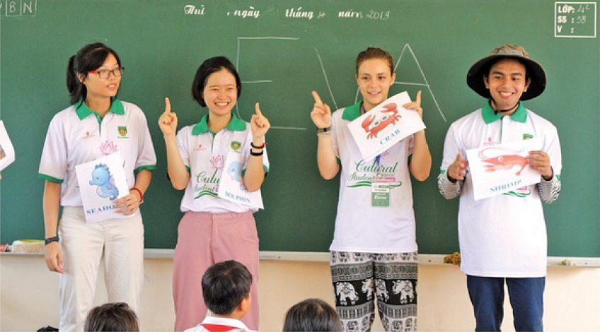 English Studies at Tan Tao University: Mastering One Major but Landing Numerous Jobs
