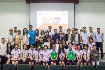 TAN TAO ENGLISH-SPEAKING CLUB (TEC) IS BACK!!!